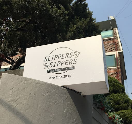 Slippers n Sippers Guesthouse