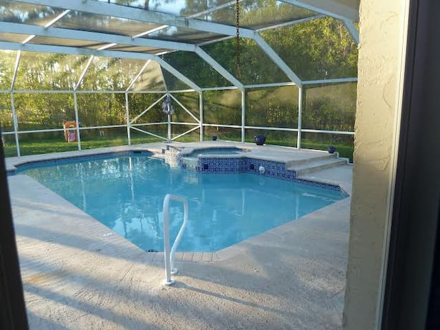 Room Rental West Palm Beach - Loxahatchee - Dům