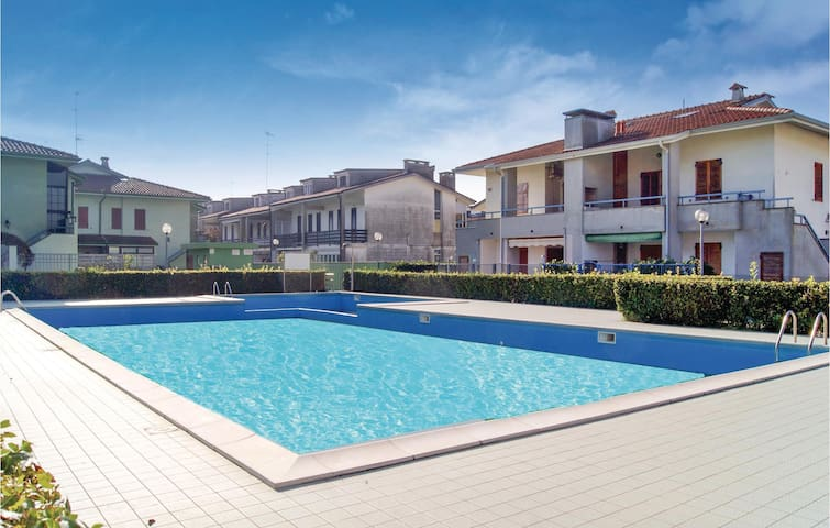 Holiday apartment with 2 bedrooms on 60m² in Porto Garibaldi FE