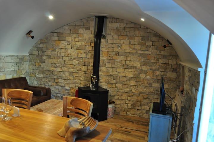 Appartement privé classé 3* dans maison du XVII s.