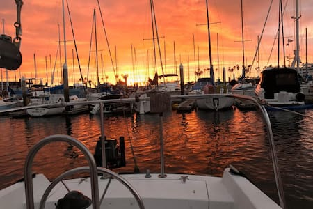 Best Sunset View in San Diego - San Diego - Boot