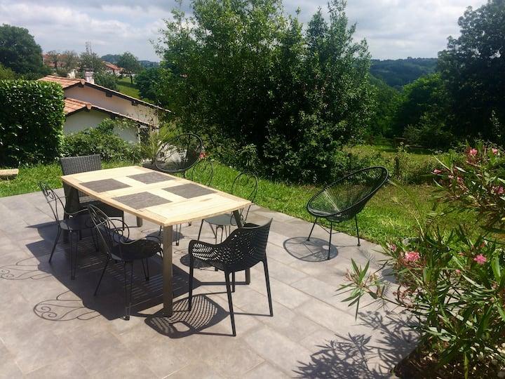 Studio 30 m2 avec terrasse