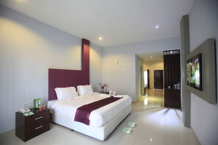 Grand Inn Hotel Mataram - Kota Mataram - Bed & Breakfast