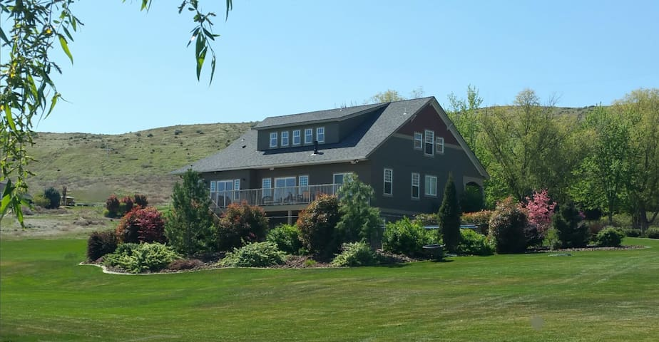 Holland House Wine Country Bungalow - Richland - Apartamento