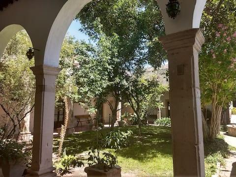 Habitación en hermosa Hacienda