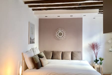 PERFECT SPOT FOR COUPLE // WELCOME HOME - Paris - Lejlighed