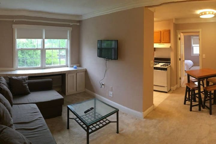 Convenient Condo Near Metro - Alexandria - Appartement en résidence