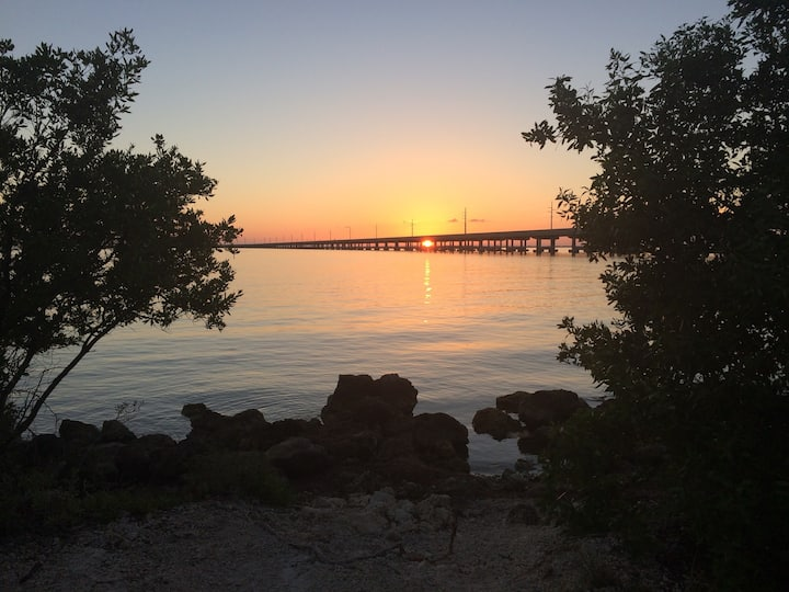Glamping in the Florida Keys!