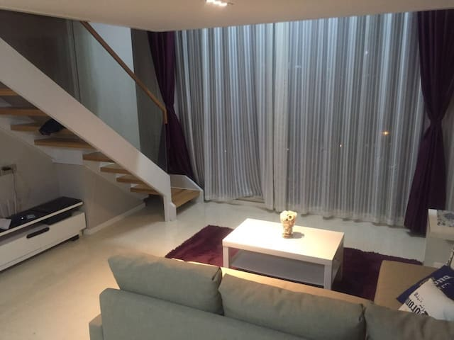 Charming apt in nice new building - Shanghai - Appartement