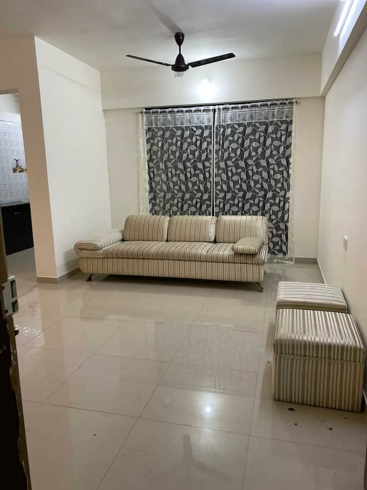 The Sorted Place! 2BHK Apartment Centrally Located