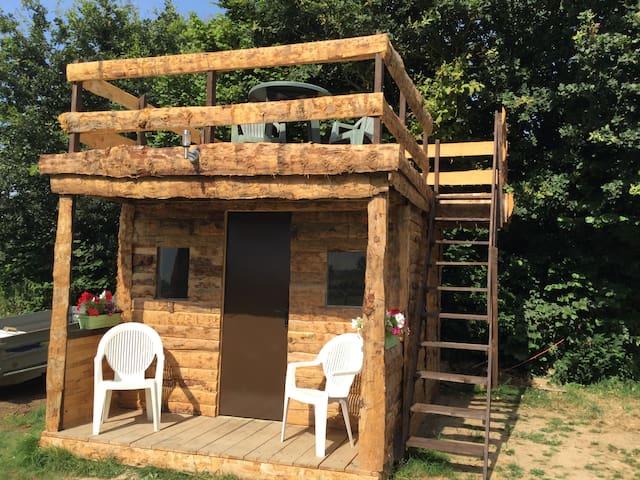 La Porte cabin