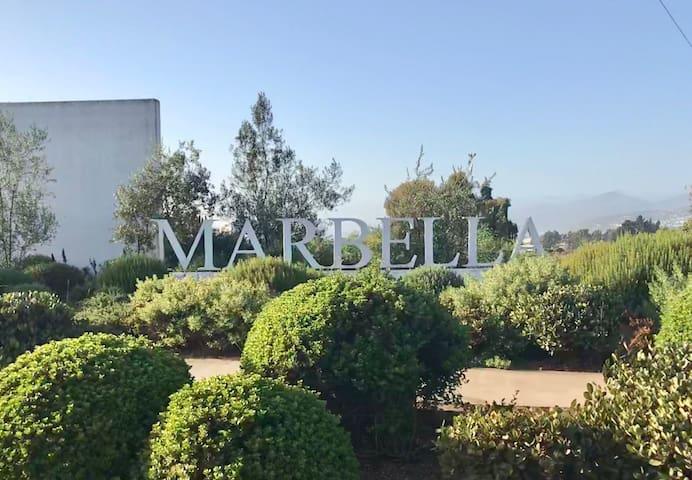 Departamento en exclusivo condominio de Marbella