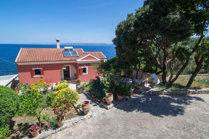 Paxos Sunrise  2 Bedroom Villa Thalassa Sea Front