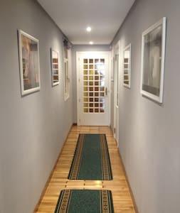 Apartamento de 3 dormitorios y 6 plazas en Viveiro - Viveiro