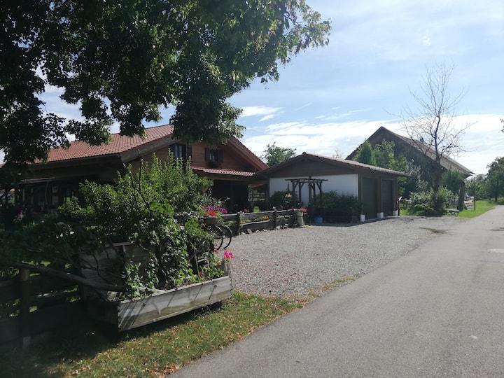 Urlaub am Bodensee in historischem Bauernhaus