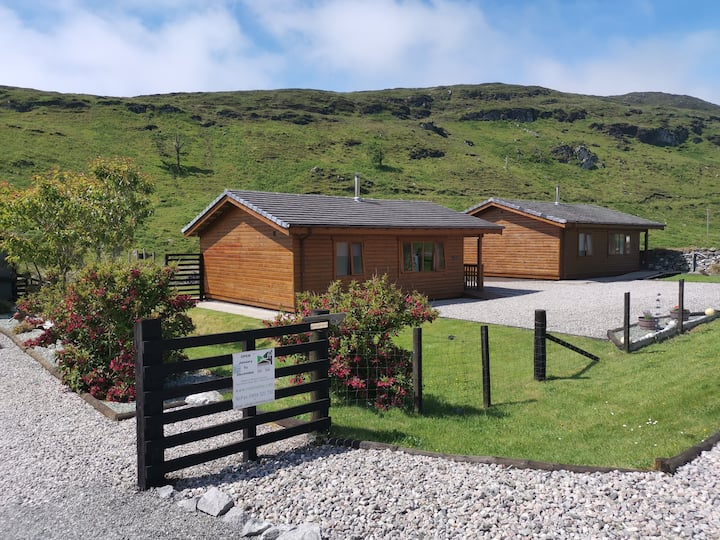 Rodel Valley Log Cabins Weekly let's available