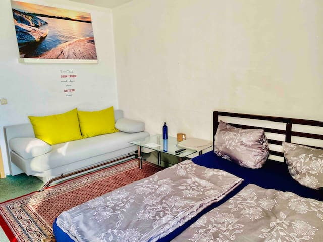 A Beautiful Single Apartment directly in the centr