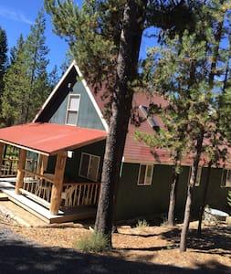 Crescent Creek Lodge - Crescent - Dom