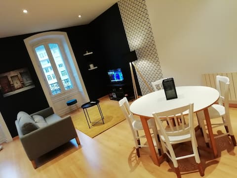 TULLE : bel appartement lumineux