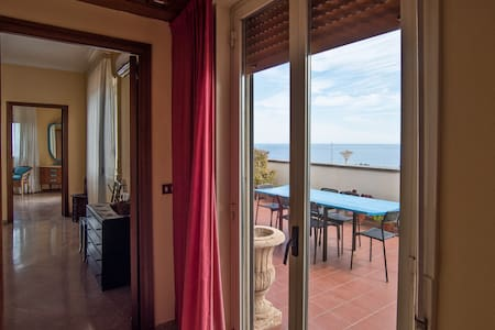 Apartment sea view - Catane