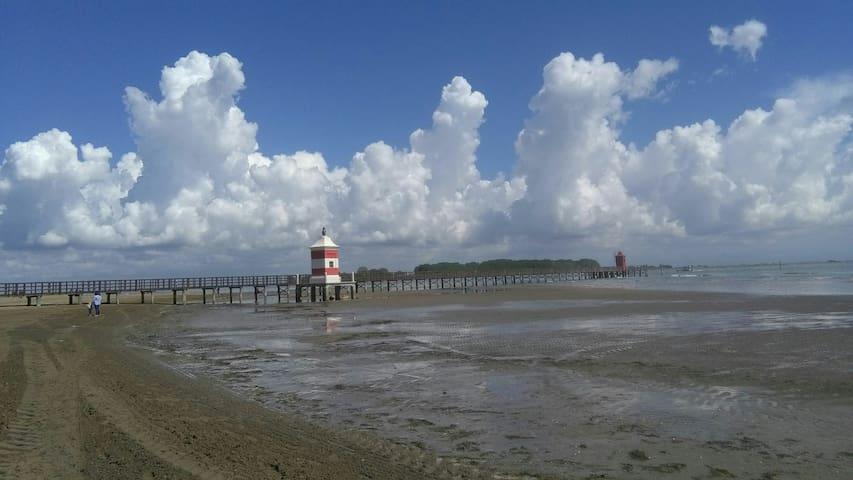 Vista mare a 2 passi da spiaggia