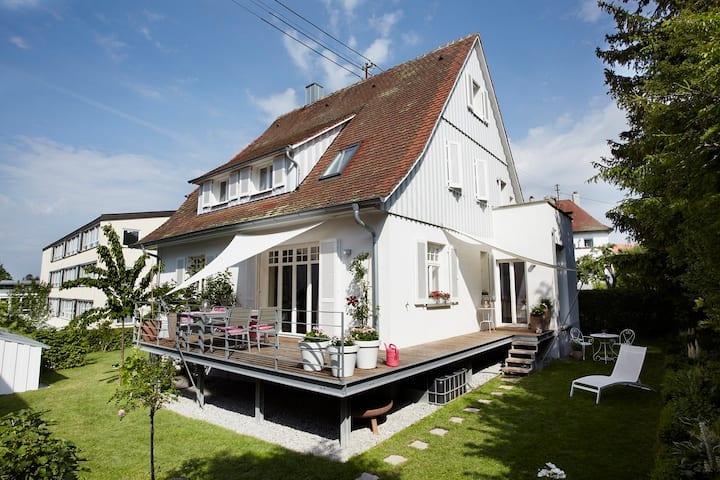 Traumhafte Villa- ausgezeichnet von SCHÖNER WOHNEN
