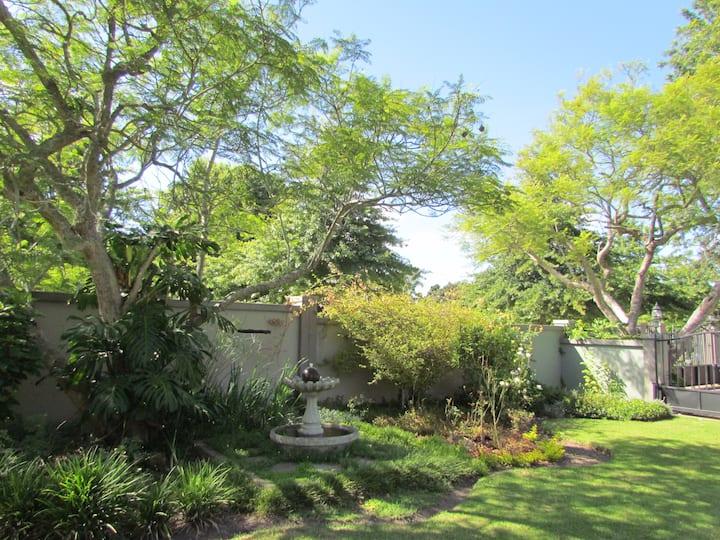 Caledon 31 - A secure, garden apartment