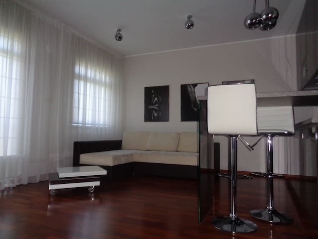 New Studio appartment- Riverstone - Riga - Daire