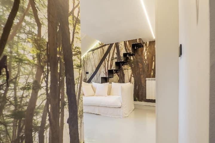 La Mansarda in Bianco Design Suite****