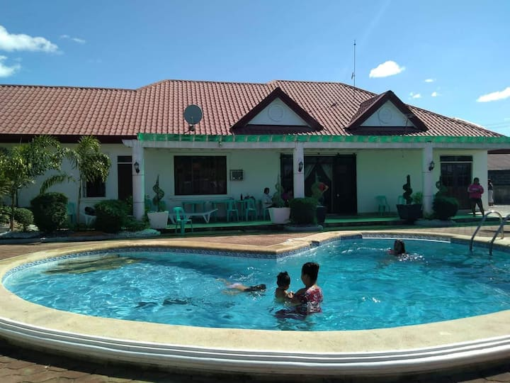 Valhall Villa overnight station in Pangasinan