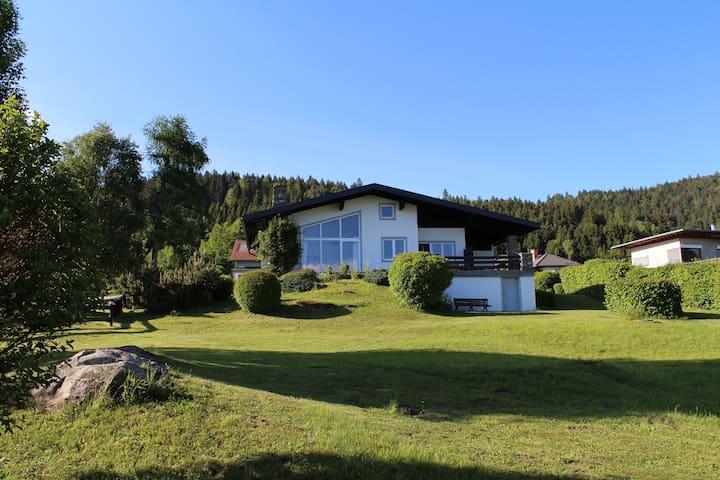 Ferienhaus Kärnten Haus Opolka Villach Wörthersee - Umberg
