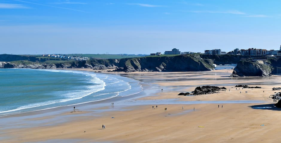 Ocean View - Probably the best view in Newquay! - Newquay - Leilighet