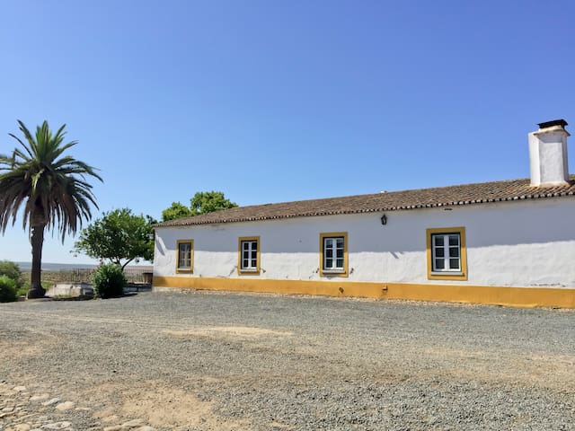 BEJA - AGRO-TURISMO, QUINTOS - Quintos - Haus