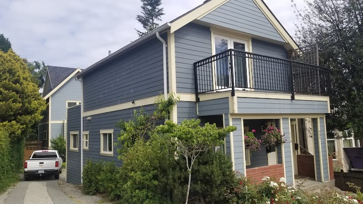 Convenient 2 bedroom Main Floor Downtown Nanaimo