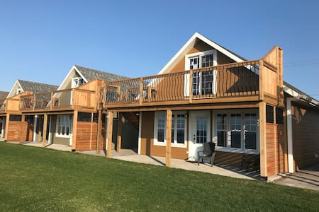 Chalets Pirate,Bord de Mer,SPA,Gaspesie,Ste Flavie