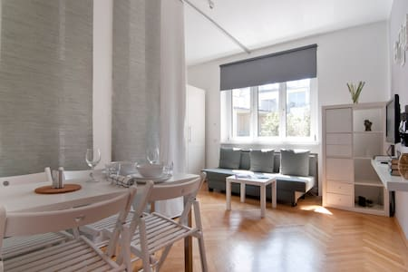 SUNNY & COZY in PERFECT location I Suite 46 - Wien - Huoneisto