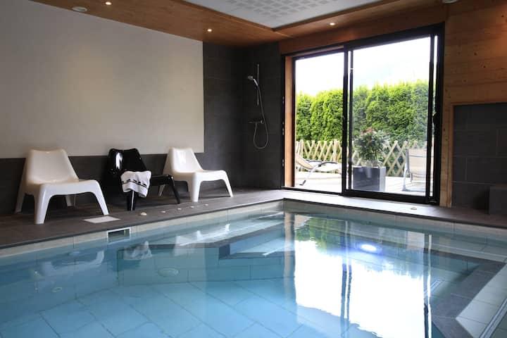 Appartement SKY MOUNTAIN avec accès piscine SPA