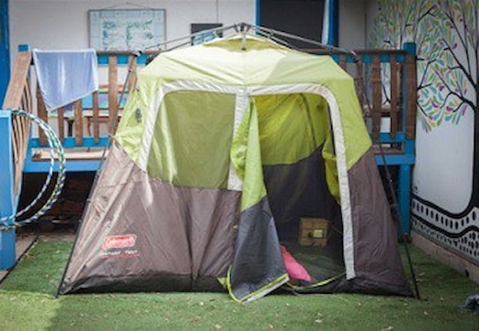 Golan Heights Hostel - Spacious Tent