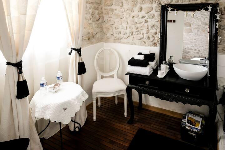 Petite suite privative à Orléans