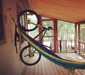 PERFECT RETREAT! unplug, relax, explore - Ellijay