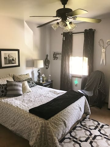 Fun and Welcoming Guest Room