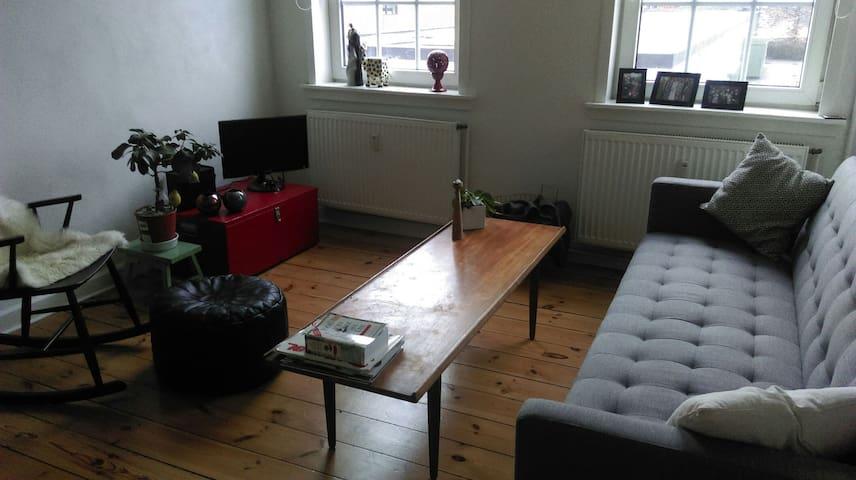 Hyggelig lejlighed, 5 min gang fra Esbjerg centrum - Esbjerg - Appartement