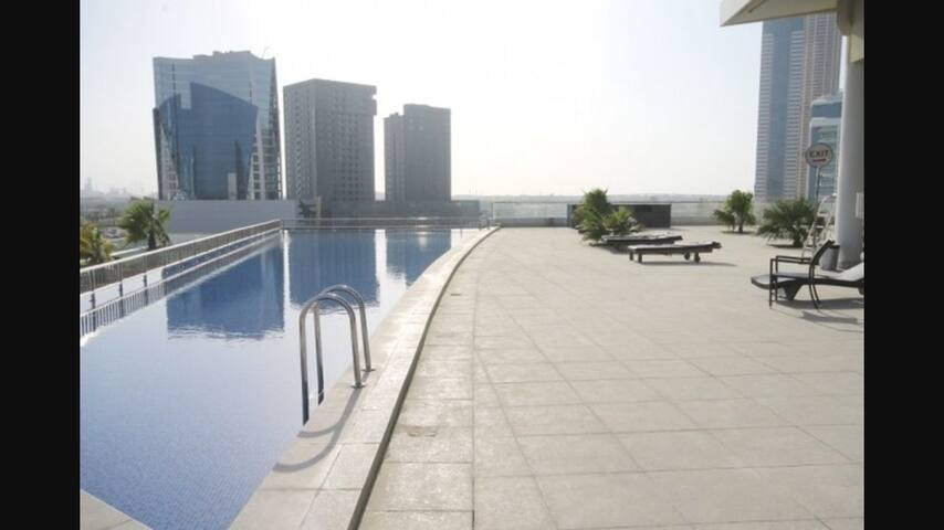 Down town best 1 bd aprt in the best location - Dubai - Appartement