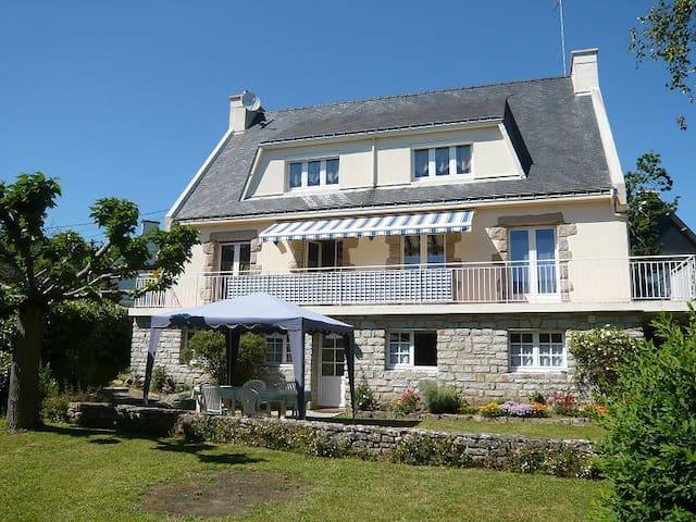 Rez de jardin indépendant dans maison néo-bretonne - Île-aux-Moines - Lejlighed