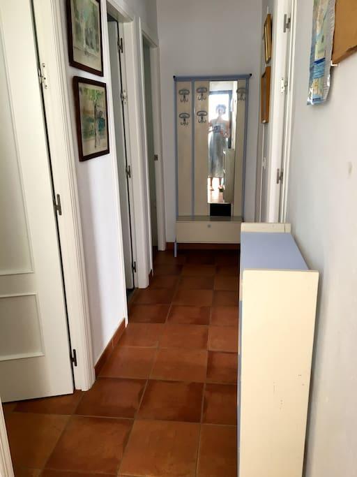 pasillo de entrada / corridor