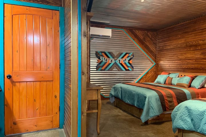Just opened Silver Spur CABIN by Mtns & Fort Sill
