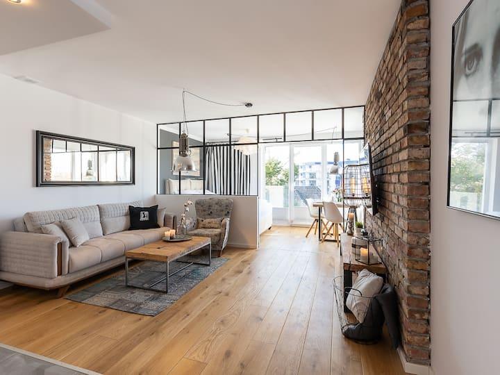 VacationClub - LOFT Apartament 42