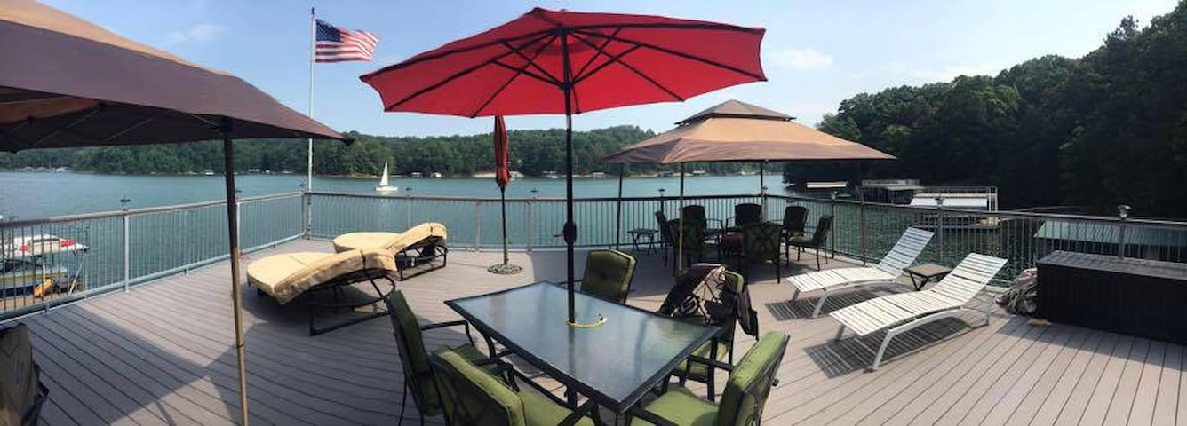 Mt Plattmore on Lake Lanier Terrace - Oakwood - Apartment