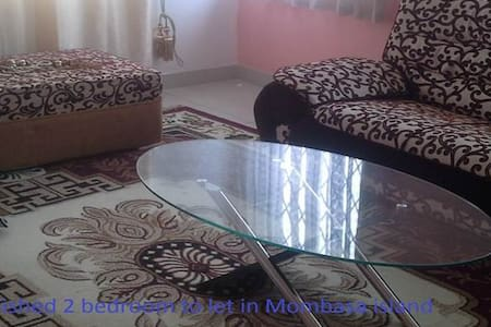 LUXURIOUS 2 BEDROOM FURNISHED HOUSE - Mombasa - Apartament