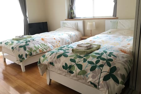 A1: Perfect studio for Couple: 2BD+PK - Okinawa - Byt